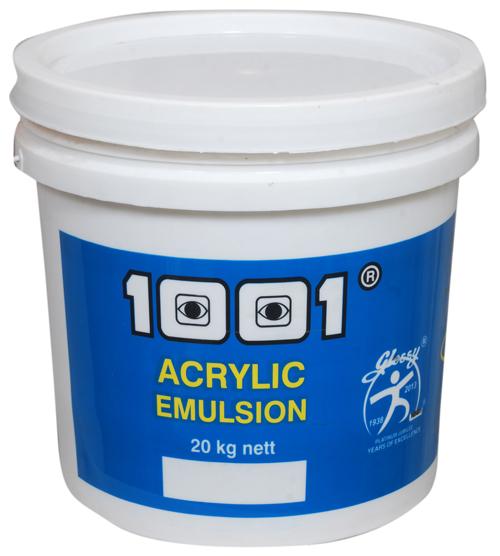 1001 Acrylic Emulsion