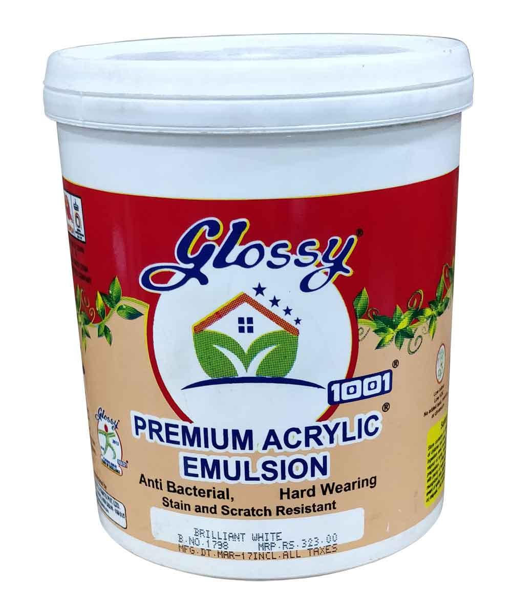 1001 Premium Acrylic Emulsion