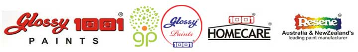 Glossy 1001 Paints